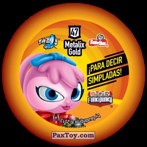 PaxToy.com - 047 Bunnie (Сторна-back) из