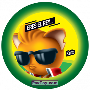 PaxToy.com - 048 Katto из Sabritas: Super Funki Punky