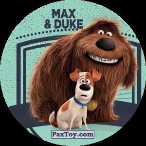 PaxToy.com - 048 Max & Duke из Cheetos: La Vida Secreta De Tus Mascotas
