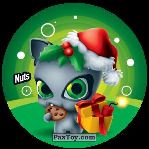 PaxToy.com - 049 Nuts из Sabritas: Super Funki Punky