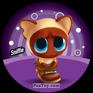 PaxToy.com - 050 Sniffie из Sabritas: Super Funki Punky