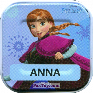 PaxToy.com - 06 Anna из Woolworths: Disney Words