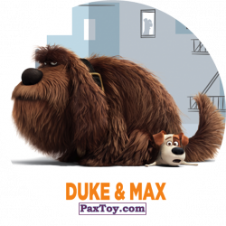 PaxToy 063 Duke & Max