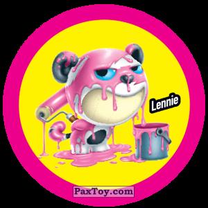 PaxToy.com  Фишка / POG / CAP / Tazo 063 Lennie из Gamesa: Super Funki Punky