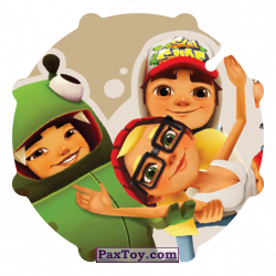 PaxToy 065 Yutani, Tricky & Jake