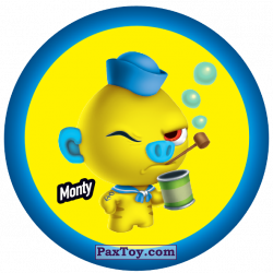 PaxToy 067 Monty