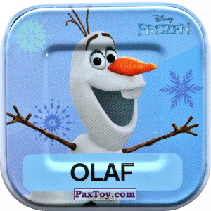 PaxToy.com - 07 Olaf из Woolworths: Disney Words
