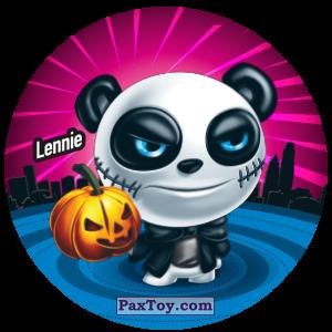 PaxToy.com  Фишка / POG / CAP / Tazo 087 Lennie из Gamesa: Super Funki Punky