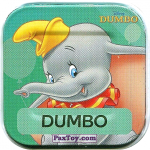 PaxToy.com - 09 Dumbo из Woolworths: Disney Words