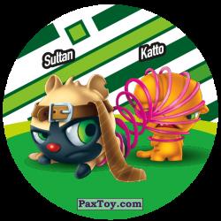 PaxToy 093 Sultan & Katto