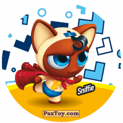 PaxToy 103 Sniffie