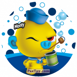 PaxToy 107 Monty