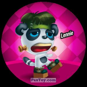 PaxToy.com  Фишка / POG / CAP / Tazo 109 Lennie из Gamesa: Super Funki Punky
