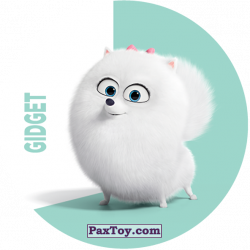PaxToy 117 Gidget (METAL)