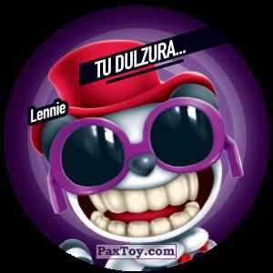 PaxToy.com  Фишка / POG / CAP / Tazo 132 Lennie из Gamesa: Super Funki Punky