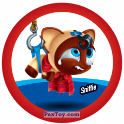 PaxToy 147 Sniffie