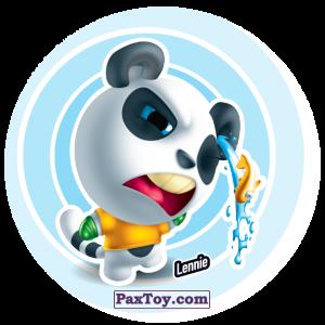 PaxToy.com  Фишка / POG / CAP / Tazo 159 Lennie из Gamesa: Super Funki Punky