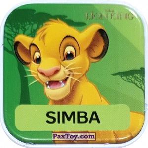 PaxToy.com - 16 Simba из Woolworths: Disney Words