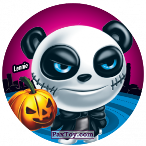 PaxToy.com  Фишка / POG / CAP / Tazo 163 Lennie из Gamesa: Super Funki Punky