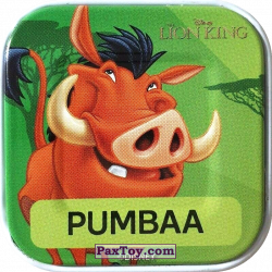 PaxToy 17 Pumbaa