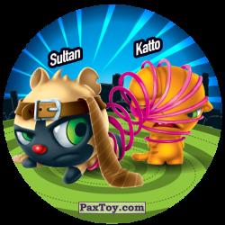PaxToy 175 Sultan & Katto