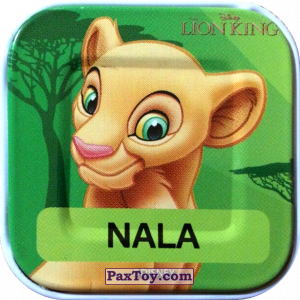 PaxToy.com - 18 Nala из Woolworths: Disney Words