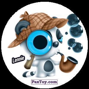 PaxToy.com  Фишка / POG / CAP / Tazo 194 Lennie из Gamesa: Super Funki Punky