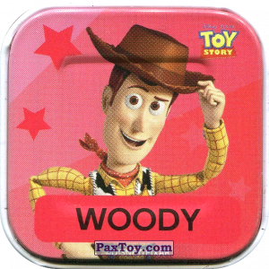 PaxToy.com - 20 Woody из Woolworths: Disney Words