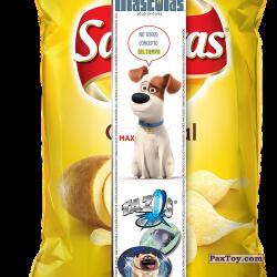 PaxToy 2016 La Vida Secreta De Tus Mascotas   01 Sabritas