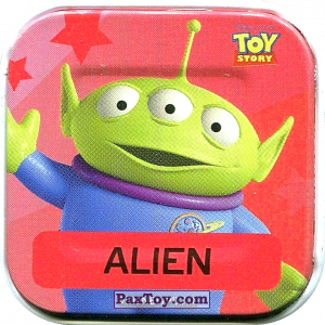 PaxToy.com - 22 Alien из Woolworths: Disney Words
