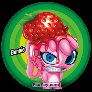 PaxToy.com  Фишка / POG / CAP / Tazo 227 Bunnie из Gamesa: Super Funki Punky