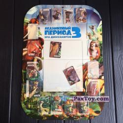 PaxToy Перекресток   2009 Ледниковый Период 3 Эра динозавров   05 Доска
