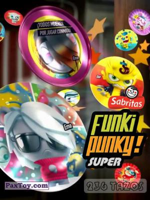 PaxToy Sabritas: Super Funki Punky