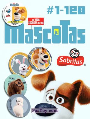 PaxToy Sabritas: La Vida Secreta De Tus Mascotas