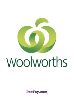 PaxToy Woolworths logo tax