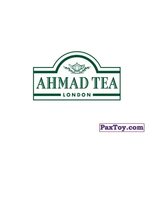 PaxToy ahmad tea logo tax