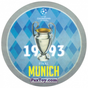 PaxToy.com - 01 1993 Munich из Sabritas: Football Champions League 2019