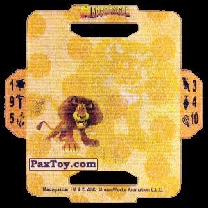 PaxToy.com - 01 Alex из Estrella: Madagascar (TAZOS / Q-Bitazos)