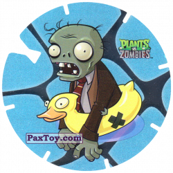 PaxToy 01 Ducky Tube Zombie