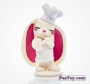 PaxToy.com  Игрушка, Фигурка 01 Рикардо из Choco Balls: Зайки Piglette
