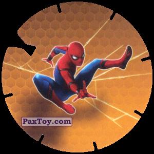 PaxToy.com - 01 Spider-Man Jump (MEGA TAZO) из Doritos: Spider-Man Lejos De Casa (MEGA TAZOS)