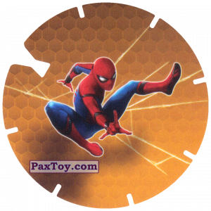 PaxToy.com - 01 Spider-Man Jump из Doritos: Spider-Man Lejos De Casa (CLASSIC TAZOS)