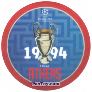 PaxToy.com - 02 1994 Athens из Sabritas: Football Champions League 2019