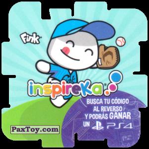 PaxToy.com - 02 Baseball player из Cheetos: Inspireka - Busca tu codigo al reverso y podras ganar un PS4 (TAZOS / Q-Bitazos)
