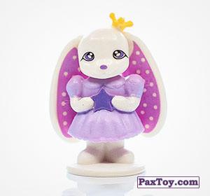 PaxToy.com - 02 Вайолет из Choco Balls: Зайки Piglette