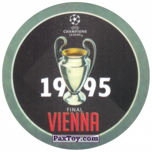 PaxToy.com - 03 1995 Vienna из Sabritas: Football Champions League 2019