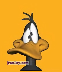 PaxToy.com - 03 Daffy Duck crazy из Migros: Tom & Jerry and Looney Tunes Stikeez