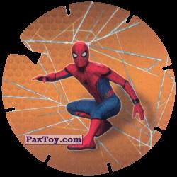 PaxToy 03 Spider Man on the ground