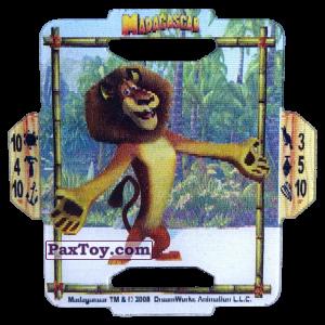 PaxToy.com - 04 Alex из Estrella: Madagascar (TAZOS / Q-Bitazos)