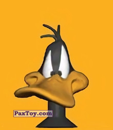 PaxToy.com - 04 Daffy Duck stern look из Migros: Tom & Jerry and Looney Tunes Stikeez